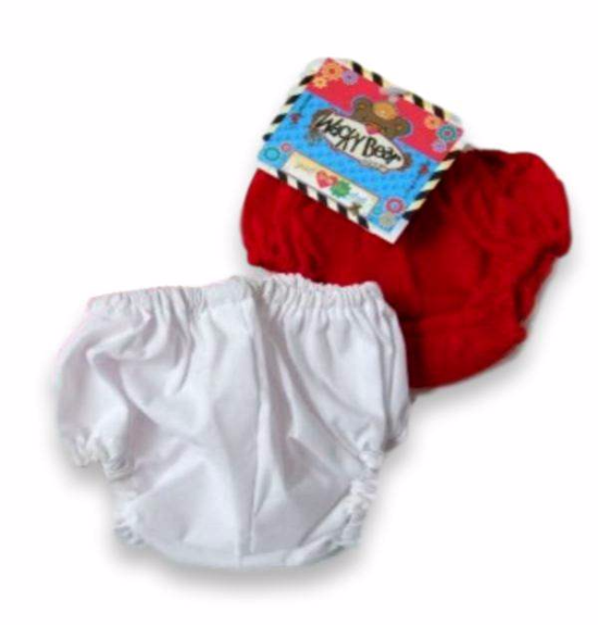 2 Pair Pack of Knickers (Pants)