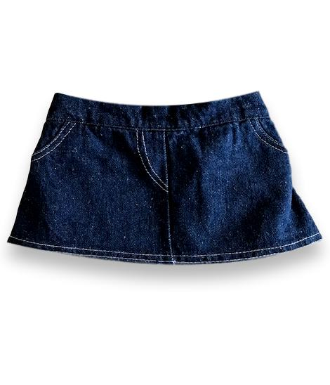 Denim Skirt 18 inch