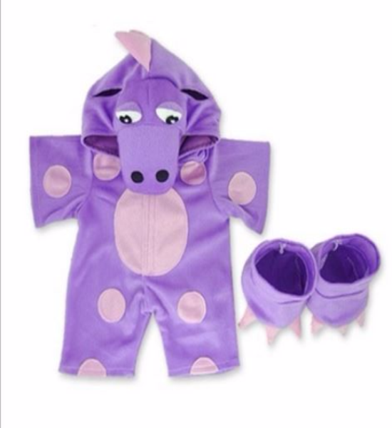 Little Dragon Teddy Bear Clothing