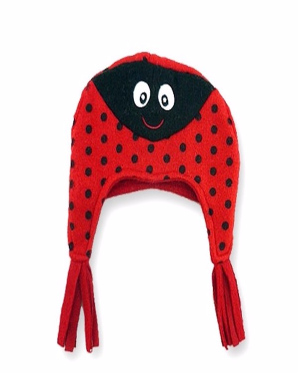 Red LB Bug Fun Hat