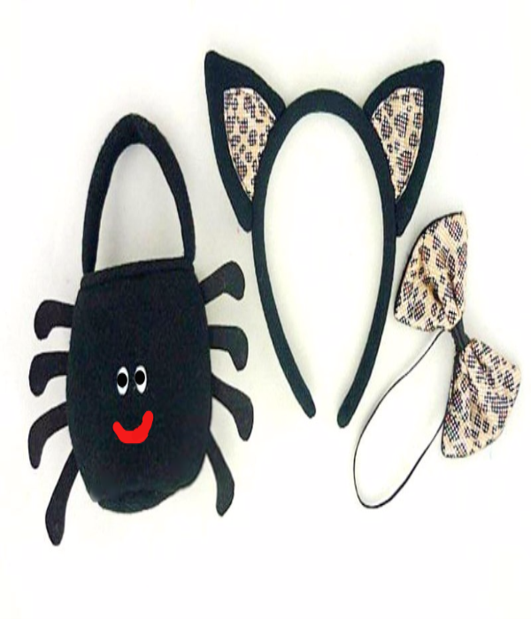 Spider Bag & Accessories - Halloween